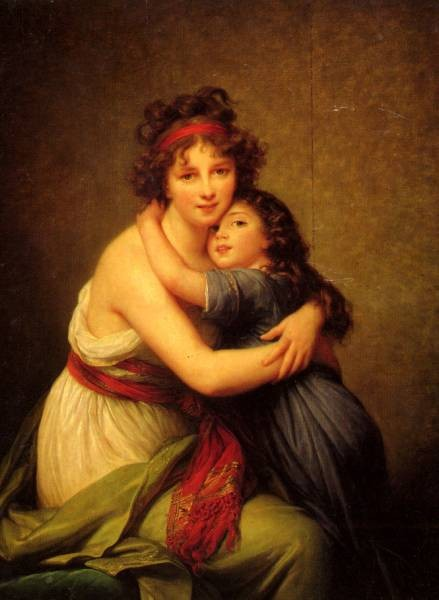 Madame Vigee Lebrun Et Sa Fille2